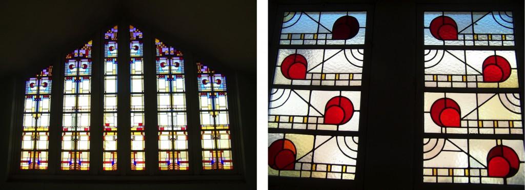 Project Floris Versterschool Glas in lood.