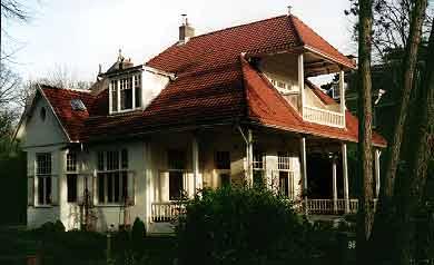 Villa-Bloemendaal
